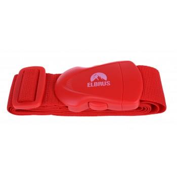 Фото Ремень для багажа WEDA STRAP (WEDA STRAP-RED), Цвет - красный, Туристические наборы