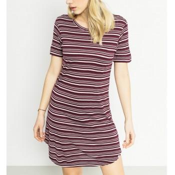 Фото Платье REMY (C3DRA8-541), Цвет - фиолетовый, Платья