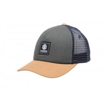 Фото Кепка ICON MESH CAP (F5CTA3-118), Цвет - серый, Банданы