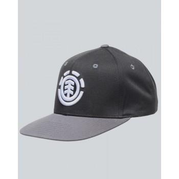 Фото Кепка TREELOGO BOY CAP (H2CTA1-519), Цвет - серый, Банданы