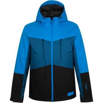 Фото Куртка горнолыжная Male Ski jacket (105816-MB), Цвет - синий, черный, Горнолыжные куртки