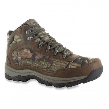 Фото Ботинки ALTITUDE BASE CAMP WP (ALTITUDE BASE CAMP WP-MOS/OA), Цвет - коричневый, черный, бежевый, Треккинговые ботинки