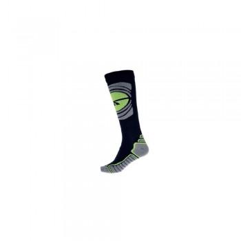 Фото носки горнолыжные ARCTICA (ARCTICA-BLACK/DARK GREY/GREEN), Носки