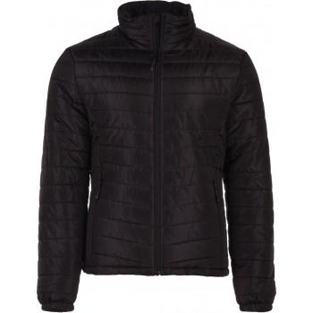 Фото Куртка стеганная BOL (BOL-BLACK), Цвет - черный, Стеганые куртки