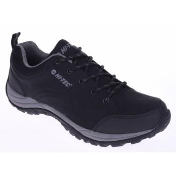 Фото Полуботинки CARONI LOW (CARONI LOW-BLK), Цвет - черный, Городские ботинки