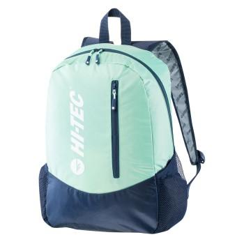 Фото Рюкзак DANUBE (DANUBE-HONEYDEW/INSIGNIA BLUE), Цвет - светло-зеленый, синий, Городские рюкзаки