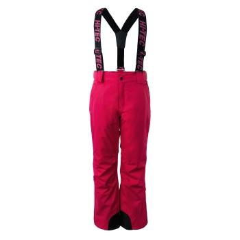 Фото Брюки горнолыжные DRAVEN JR (DRAVEN JR-VIRTUAL PINK/BLACK), Цвет - розовый, черный, Горнолыжные и сноубордные