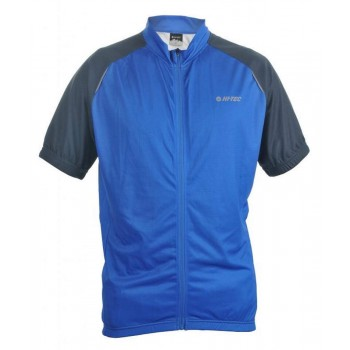 Фото Футболка FINN (FINN-BLUE/DARK GREY), Спортивные футболки