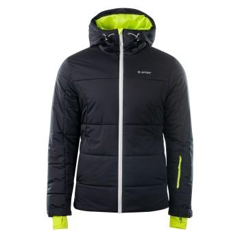 Фото Куртка горнолыжная GAVLE (GAVLE-ANTHRACITE/LIME PUNCH), Цвет - серый, лайм, Горнолыжные и сноубордные