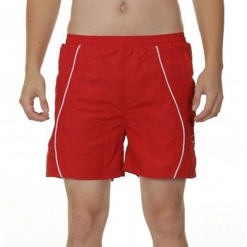 Фото Шорты GOMBE DARK RED WHITE (GOMBE-DARK RED/WHITE), Шорты пляжные