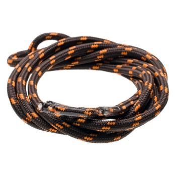 Фото Шнурки LACE TRIP (LACE TRIP-BROWN/ORANGE), Цвет - коричневый, оранжевый, Шнурки