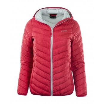 Фото Куртка стеганная LADY FLEN (LADY FLEN-RED/MICROCHIP), Цвет - красный, Стеганные куртки
