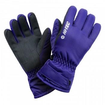 Фото Перчатки горнолыжные LADY GALENA (LADY GALENA-ASTRAL AURA), Цвет - темно-фиолетовый, Горнолыжные перчатки