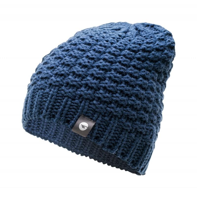 Купить Шапки и повязки, Шапка lady kluane (LADY KLUANE-INSIGNIA BLUE), Hi-Tec, Синий, Осень-Зима 2019-2020
