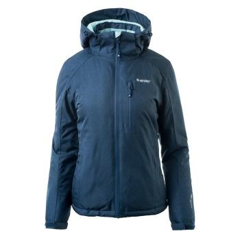 Фото Куртка горнолыжная LADY OREBRO (LADY OREBRO-INSIGNIA BLUE/AQUA), Цвет - синий, бирюзовый, Горнолыжные и сноубордные