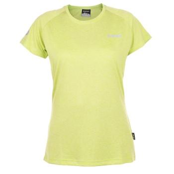 Фото Футболка LADY ROTO APPLE GREEN (LADY ROTO-APPLE GREEN MELANGE), Спортивные футболки