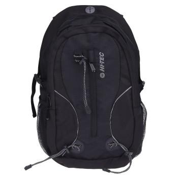 Фото Рюкзак MANDOR 20 (MANDOR 20L-BLACK/BLACK), Цвет - черный, Городские рюкзаки