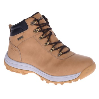 Фото Ботинки NORRI MID WP (NORRI MID WP-LIGHT CAMEL/DK), Цвет - бежевый, Треккинговые ботинки