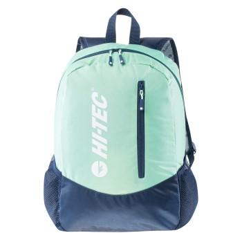 Фото Рюкзак PINBACK (PINBACK-HONEYDEW/INSIGNIA BLUE), Цвет - светло-зеленый, синий, Городские рюкзаки
