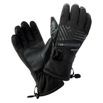 Фото Перчатки RODENO (RODENO-BLACK), Цвет - черный, Перчатки