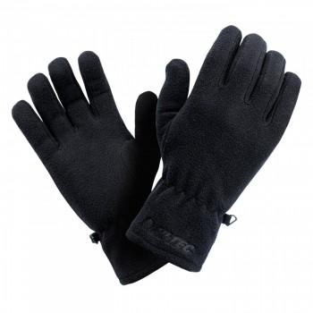 Фото Перчатки SALMO (SALMO-BLK), Цвет - черный, Перчатки