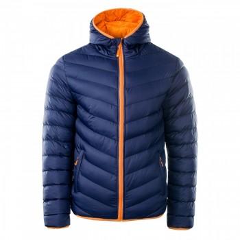 Фото Куртка стеганная SALRIN (SALRIN-EVN BLU/GRNADN ORN), Цвет - темно-синий, Стеганые куртки
