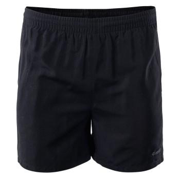 Фото Спортивные шорты SOLME (SOLME-BLACK), Цвет - черный, Шорты спортивные