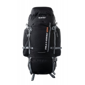 Фото Рюкзак TRAVERSE 65L (TRAVERSE 65L-BLACK), Цвет - черный, Городские рюкзаки