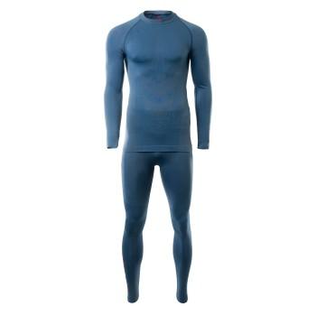 Фото Комплект термобелья ZAREEN SET (ZAREEN SET-DK DENIM/BLUE), Цвет - темно-синий, Комплекты термобелья