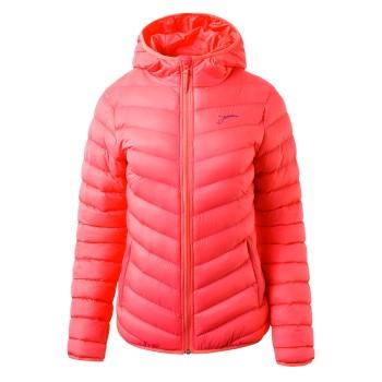 Фото Куртка стеганная EIFEL W (EIFEL W-ODALISCA), Цвет - коралловый, Стеганные куртки