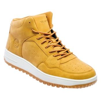 Фото Ботинки HANSON MID (HANSON MID-CAMEL), Цвет - бежевый, Городские ботинки