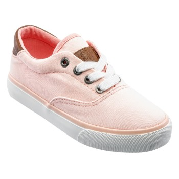 Фото Кеды HOLTE JRG (HOLTE JRG-POW PNK/BRN/ORN), Цвет - розовый, коричневый, оранжевый, Кеды