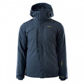 Фото Куртка горнолыжная KALABR (KALABR-MIDNIGHT GREY), Цвет - темно-серый, Горнолыжные и сноубордные