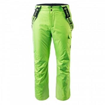Фото Брюки горнолыжные NALA (NALA-SMILE), Цвет - зеленый, Горнолыжные и сноубордные