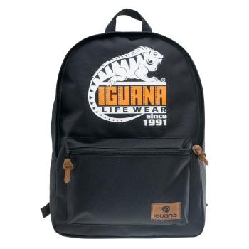Фото Рюкзак TEGGO 20 (TEGGO 20L-BLACK), Цвет - черный, Городские рюкзаки