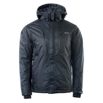 Фото Куртка горнолыжная TURON (TURON-TAIWAN BLACK), Цвет - черный, Горнолыжные куртки