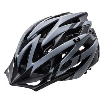 Фото Шлем HIWAY (HIWAY-BLACK/SHARKSKIN), Цвет - черный, серый, Шлемы