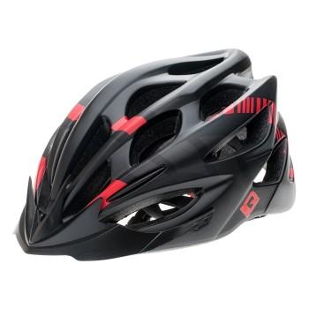 Фото Шлем ROADRUNNER (ROADRUNNER-BLACK/GREY/RED), Цвет - черный, серый, красный, Шлемы
