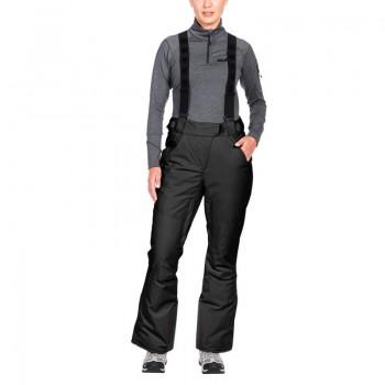 Фото Брюки г/л ICY STORM PANTS WOMEN (1107611-6000), Цвет - черный, Горнолыжные
