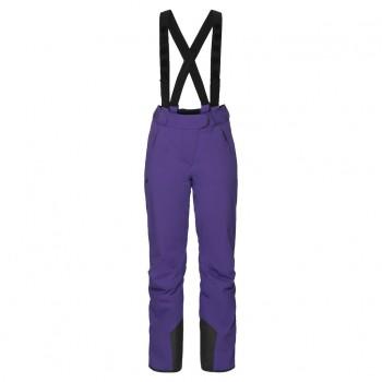 Фото Брюки горнолыжные EXOLIGHT PANTS WOMEN (1109241-1642), Цвет - темно-фиолетовый, Горнолыжные и сноубордные