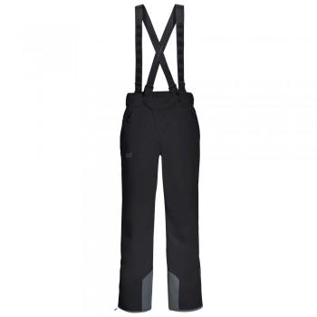 Фото Гірськолижні штани EXOLIGHT PANTS MEN (1109502-6000), Колір - чорний, Гірськолижні і сноубордичні