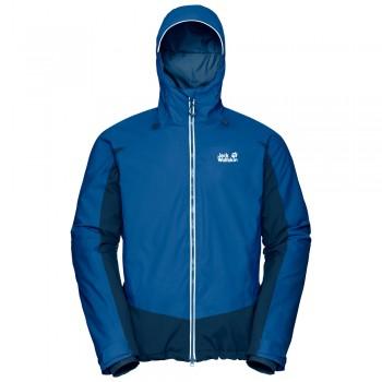Фото Горнолыжная куртка EXOLIGHT BASE JACKET MEN (1109751-1062), Цвет - синий, Горнолыжные и сноубордные