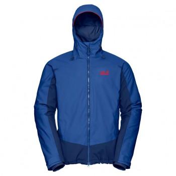 Фото Куртка горнолыжная EXOLIGHT BASE JACKET MEN (1109751-1201), Цвет - голубой, Горнолыжные и сноубордные