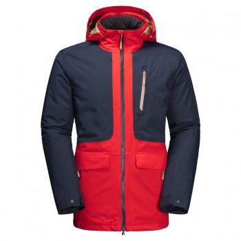 Фото Куртка утепленная 365 MILLENNIAL PARKA M (1112361-1089), Цвет - темно-синий, Городские куртки