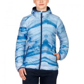 Фото Куртка стеганная HELIUM ICE WOMEN (1202871-1152), Цвет - голубой, Городские