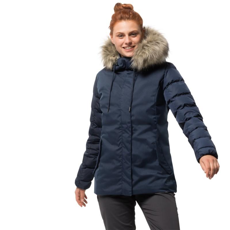 Как выбрать женскую теплую куртку
