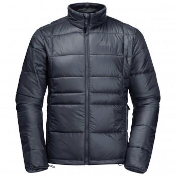 Фото Куртка стеганная ARGON JACKET M (1204882-6230), Цвет - темно-серый, Стеганые куртки