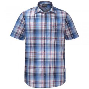 Фото Тенниска Hot Chili Shirt Men (1400244-7630), Цвет - синий, Короткий рукав