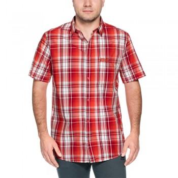 Фото Тенниска HOT CHILI SHIRT MEN (1400244-7889), Цвет - красный, Короткий рукав