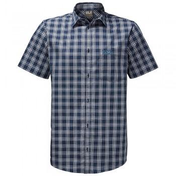 Фото Тенниска Hot Springs Shirt (1402331-7630), Цвет - синий, Короткий рукав